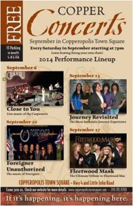 2015 Concerts Town Square